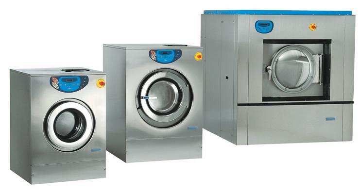 máy giặt khô công nghiệp, máy giặt công nghiệp