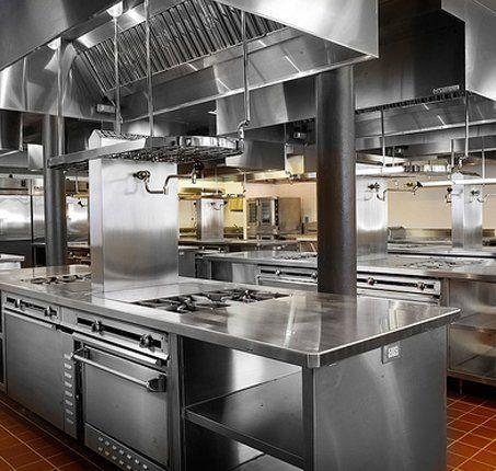 Những lợi ích từ bếp inox công nghiệp đem lại