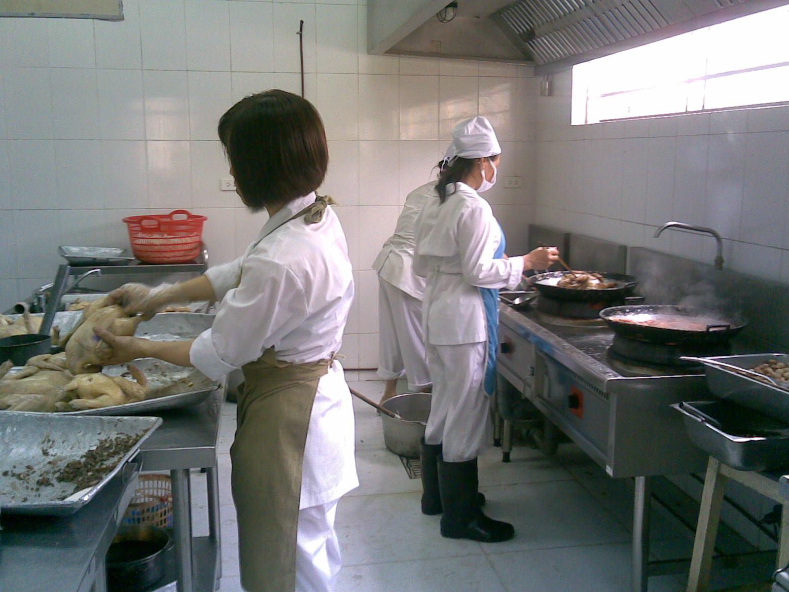 Hệ thống bếp công nghiệp, thiết bị bếp công nghiệp