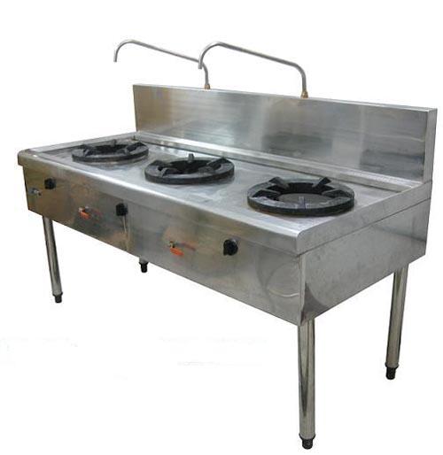 Bếp ga công nghiệp 3 bếp