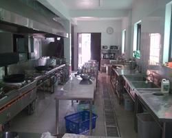 Bếp ăn căng tin, trường học, công nhân, hệ thống bếp công nghiệp