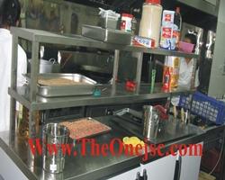 Inox bếp ăn nhà hàng khách sạn, Hệ thống bếp công nghiệp