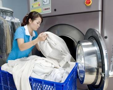 Thiết bị giặt là công nghiệp Hàn Quốc